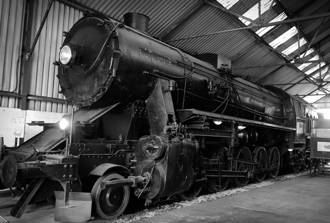 Steam Locomotive Quiz