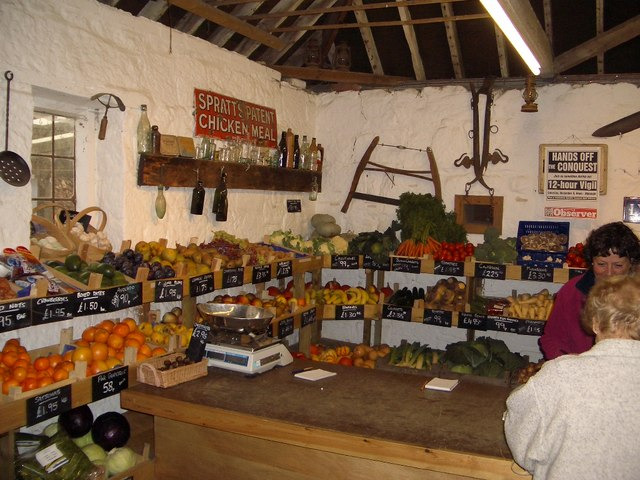 Farm shops: What's the difference?