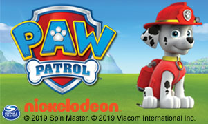 Marshall from PAW Patrol Visits